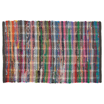 Sealskin Badmat Madras Multi 60x90 cm
