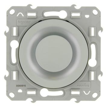 Schneider Electric Odace elektronische dimmer trafo 20-315 watt aluminium