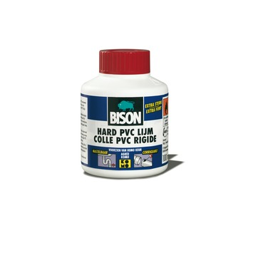 Bison hard PVC lijm flacon 100ml