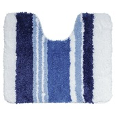 Sealskin toiletmat Soffice 60x50 cm blauw
