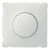 Peha Standard dimmerknop met plaat wit