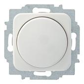 Busch-Jaeger Reflex SI inbouw dimmerplaat en knop wit
