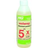 HG vetweg navulling 500 ml