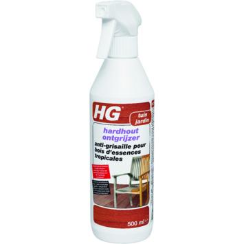 HG hardhout ontgrijzer 0.5L