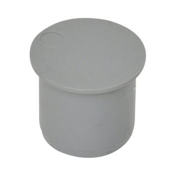 Einddop PPC grijs 32 mm