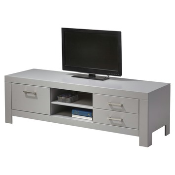 Chicago tv-meubel grenen grijs 45x149x44,5 cm