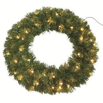 kerstkrans oslo met ledverlichting