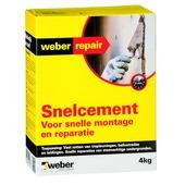 Weber repair snelcement 4 kg