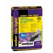 Weber tegellijm tegel op stuc 20 kg