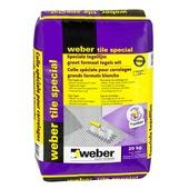 Weber tegellijm hout en gipsplaat 20 kg
