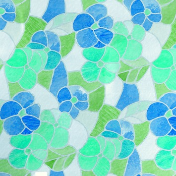 Glasfolie Glas in lood 346-0213 45x200 cm