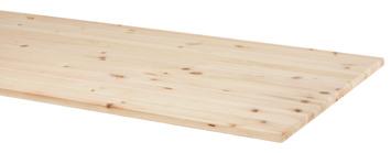 CanDo massief tafelblad grenen 200x80 cm 28 mm