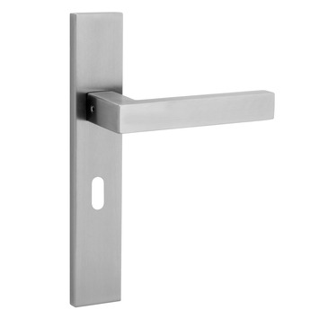 GAMMA deurkrukset Hotel langschild RVS slotgat 56 mm
