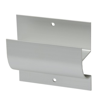 Duraline ladderhaak Storage aluminium grijs