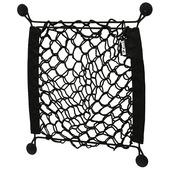 Duraline net organiser small zwart 30x30 cm