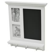 Duraline krijtbord wit 45x41,5 cm