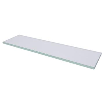 Duraline glaspaneel rechthoek helder 12 mm 60x15 cm