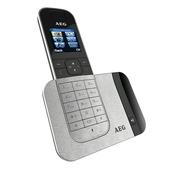 AEG Voxtel telefoon D570 single zilver