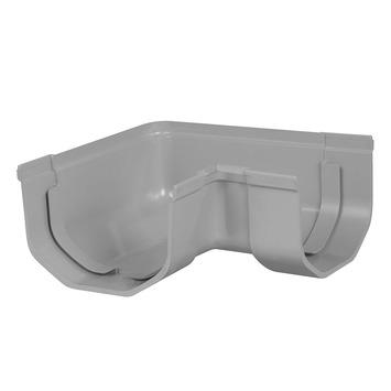 Martens hoekstuk universeel grijs 65 mm