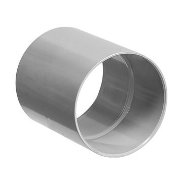 Martens mof PVC grijs 2x lijmverbinding 75x75 mm