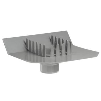 Martens kiezelbak PVC zo 70x80x100 mm