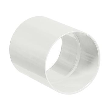Martens mof PVC wit 2x lijmverbinding 32x32 mm