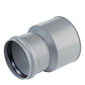 Martens overgangsstuk PVC 157x125 mm