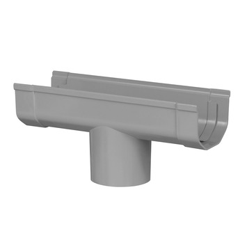 Martens uitloop t.b.v. minigoot grijs 65 mm