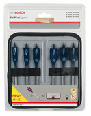 Bosch Prof etui Self Cut speed boren 14/16/18/20/22/24 X 152 mm