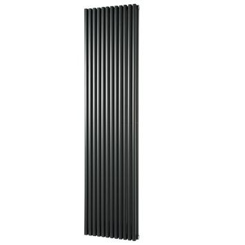 Haceka designradiator Mojave antraciet 1652 Watt 184x46 cm