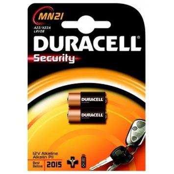 Duracell batterij alkaline MN21 12V 2 stuks