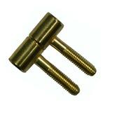 GAMMA inboorpaumelle messing 25 mm 2 stuks