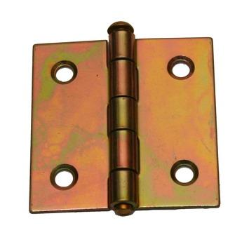 GAMMA scharnier gegalvaniseerd 50x50 mm 2 stuks