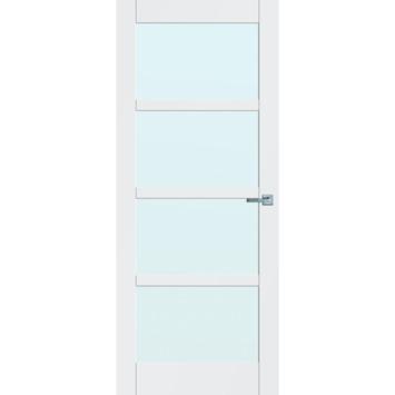 Deur Met Glas.Deur Julliet Opdek 83x201 5 Cm Incl Mat Glas