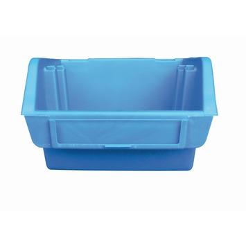 Stapelbak blauw maat 1
