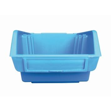 Stapelbak blauw maat 2