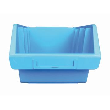 Stapelbak blauw maat 3