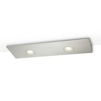 Philips myKitchen keukenverlichting Finesse 2x20W nikkel