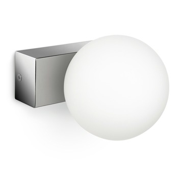 Philips myBathroom wandlamp Drops chroom