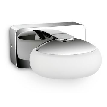 Philips myBathroom wandlamp Silk chroom LED