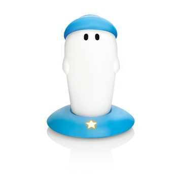 Philips tafellamp LED little bro blauw