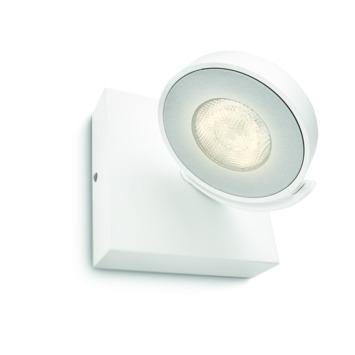 Philips opbouwspot Clockwork LED 1x4.5 watt wit