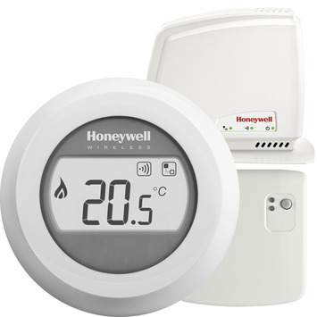 Honeywell kamerthermostaat round connected wireless on/off
