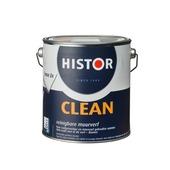 Histor Clean muurverf zonlicht RAL 9010 2,5 liter