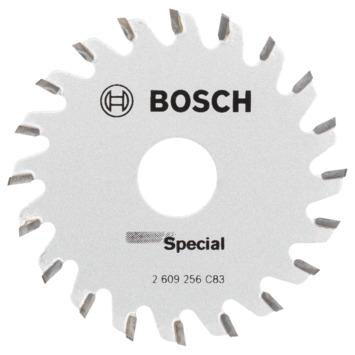 Bosch Prof Cirkelzaagblad 20T 65x15mm