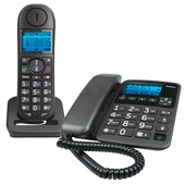 Profoon Dect telefoon PDX-6350 Big Button combiset
