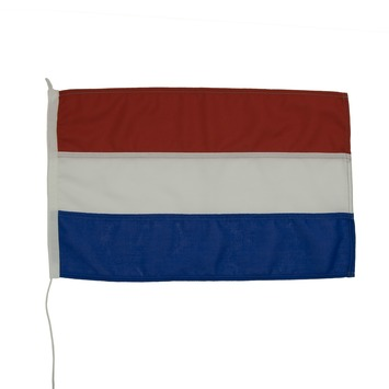 Vlag Nederland 30x45 cm