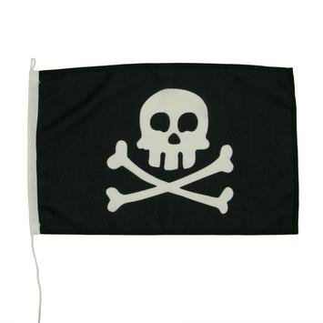 Vlag Piraat 40x60 cm