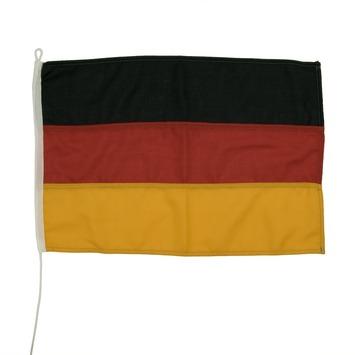 Vlag Duitsland 30x45 cm