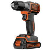 Black+Decker accuboormachine ASD184K 18V Autosense Li-ion